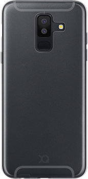 Xqisit Flex Case Samsung Galaxy A6 Plus (2018) Clear