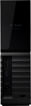 WD My Book 4TB Black