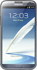 iZound Screen Protector Samsung Galaxy Note II