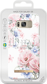 iDeal of Sweden Fashion Case Samsung Galaxy S8 Floral Romance
