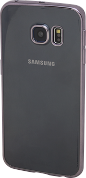 iZound TPU Electro Samsung Galaxy S6 Gun Metal