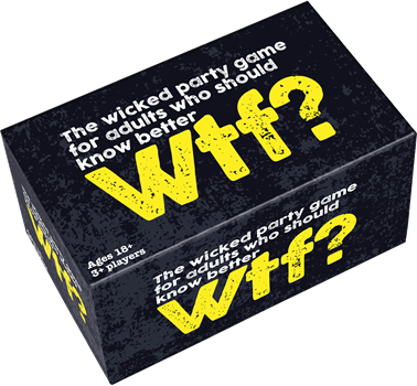Wtf The Wicked Party Game