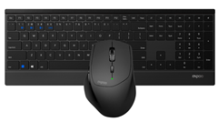 Rapoo 9500M Wireless Keyboard & Mouse Kit