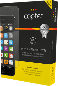 Copter Screenprotector Samsung Galaxy S10