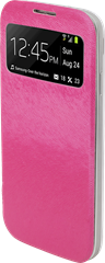 iZound Window Case Samsung Galaxy S4 Pink