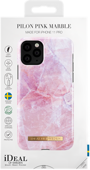 iDeal of Sweden Fashion Case iPhone X/XS/11 Pro Pillion Pink