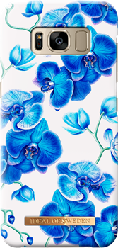 iDeal of Sweden Fashion Case Samsung Galaxy S8 Baby Blue Orchid
