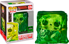 Funko POP D&D Convention Exclusive - Gelatinous Cube