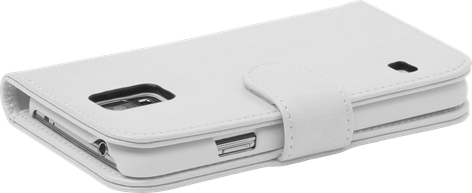 iZound Wallet Case Samsung Galaxy S5 White