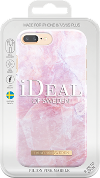 iDeal of Sweden Fashion Case iPhone 6/6S/7/8 Plus Pillion Pink