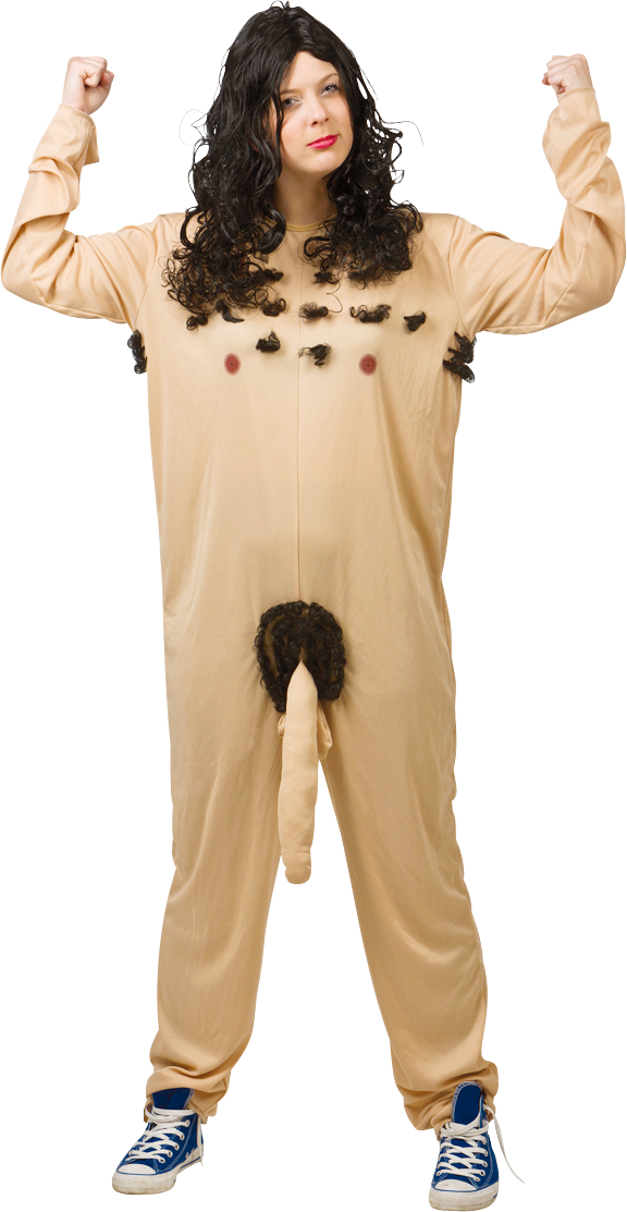 Naked Man Suit