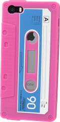 iZound Cassette Case iPhone 5 Pink