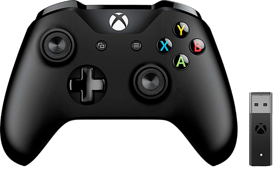 Microsoft Xbox One & PC Wireless Controller