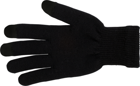 iZound Touch Gloves Black L