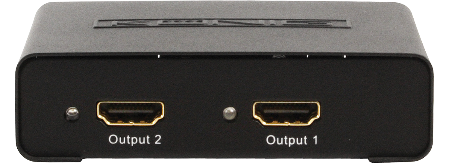HDMI-splitter 2 port