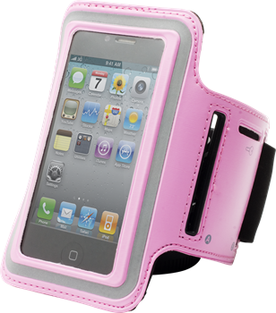 iZound iPhone Armband Pink