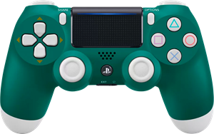 Sony Dual Shock 4 Controller V2 Alpine Green (PS4) (Original)