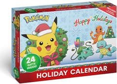 Pokemon Advent Calendar