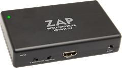 ZAP HDMI to AV