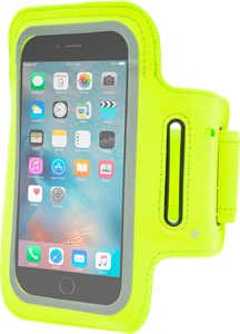 iZound Slim Armband iPhone 6/6S/7/8/SE Yellow