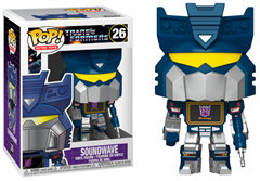 Funko POP Transformers - Soundwave