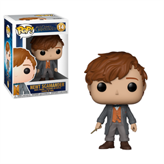 Funko POP Fantastic Beasts - Chase Newt