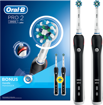 Oral-B Pro 2900 CrossAction Duo