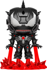 Funko POP Marvel - Iron Man / Venom