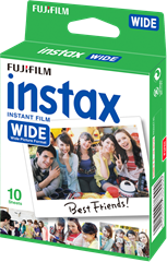 Fujifilm Instax Wide Glossy 10 pack