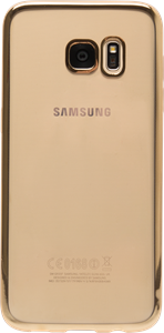 iZound TPU Electro Samsung Galaxy S7 Edge Gold