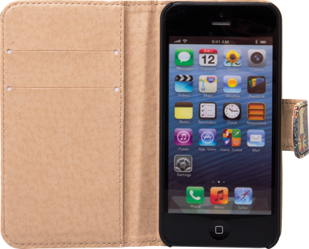 iZound Lion Wallet iPhone 5/5S