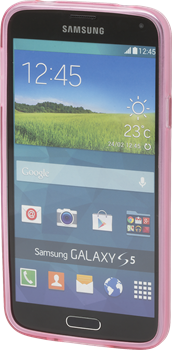 iZound TPU Case Samsung Galaxy S5 Pink