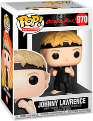 Funko POP Cobra Kai - Johnny Lawrence