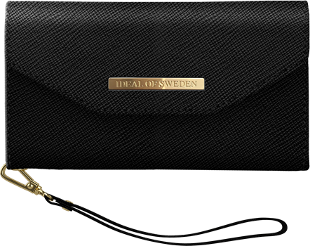 iDeal of Sweden Mayfair Clutch iPhone 6/6S/7/8/SE Black
