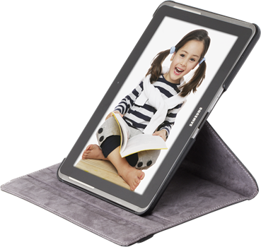 iZound Galaxy Tab2 10.1 Viewcase Black