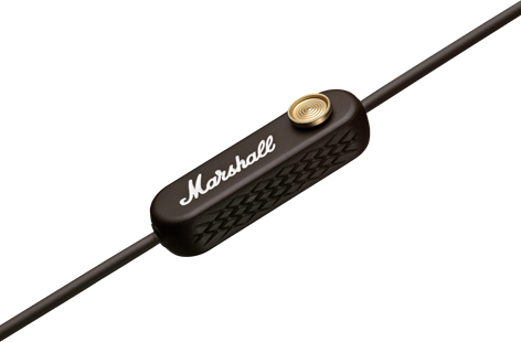 Marshall Minor II BT Brown
