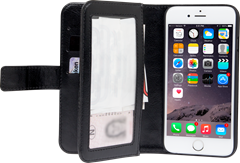 iZound Wallet Case Multi iPhone 6/6S Black