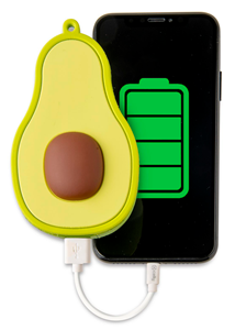 Celly Powerbank 2600mAh Avocado