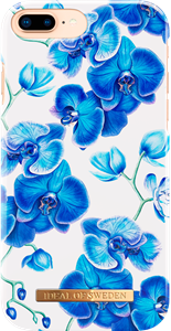 iDeal of Sweden Fashion Case iPhone 6/6S/7/8 Plus Baby Blue Orchid
