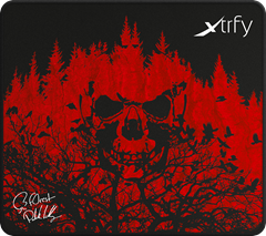 Xtrfy Mousepad Large, NiP f0rest