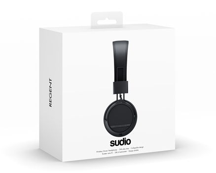 Sudio REGENT Black