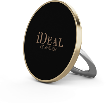 iDeal of Sweden Magnetic Ring Mount Gold