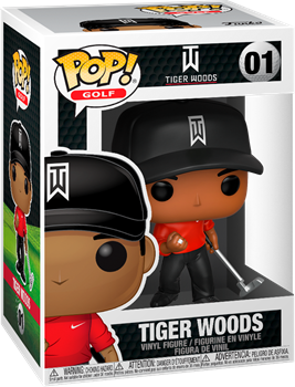 Funko POP Celebrities- Tiger Woods