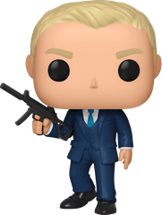 Funko POP James Bond - 007 Quantum Solace