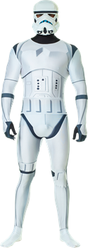 Morphsuit Storm Trooper XL