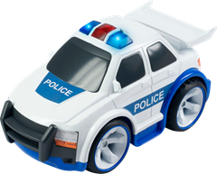 Silverlit My First RC Police Car