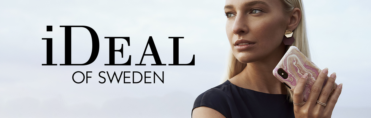 iDeal of Sweden - stilrene mobildeksel for iPhone & Android