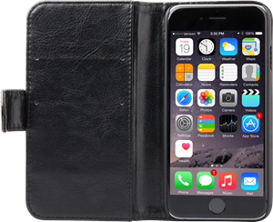 iZound Wallet Case iPhone 6/6S Black