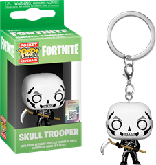 Funko POP Keychain Fortnite - Skull Trooper