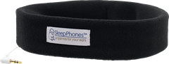SleepPhones M Black